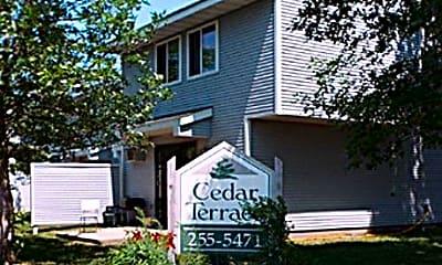 Cedar Terrace, 1