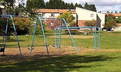 Playground, Indian Ridge, 2