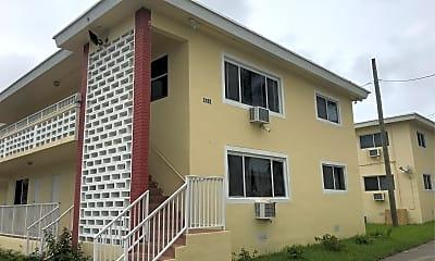 North Shore Apartments, 1