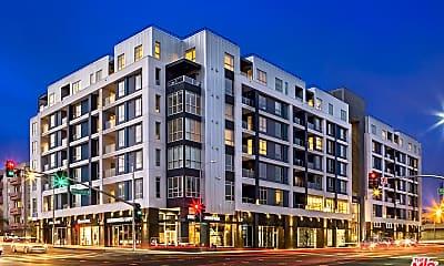 Building, 10601 Washington Blvd 520, 0
