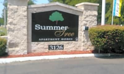 Summertree Apartments, 1