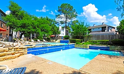 Pool, Summer Pointe Apartments, 1