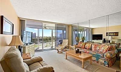 Living Room, 3 Bluebill Ave 610, 1