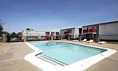 Pool, North Village, 0