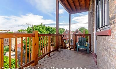 Patio / Deck, 709-711 S Ada Street - 709-2, 2