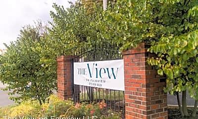Community Signage, 2917 W Rollins Rd, 2