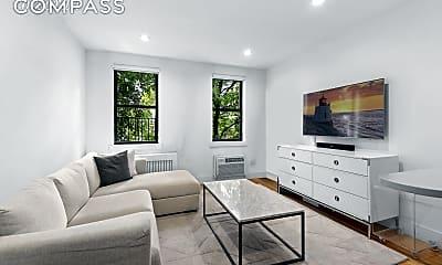Living Room, 228 E 81st St 6-B, 0