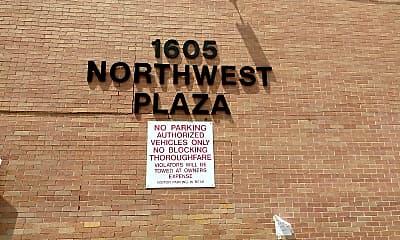 Northwest Plaza Apts, 1