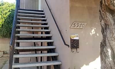 Patio / Deck, 5970 Locust Ave, 1