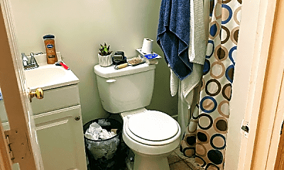 Bathroom, 212 W Broad St, 2
