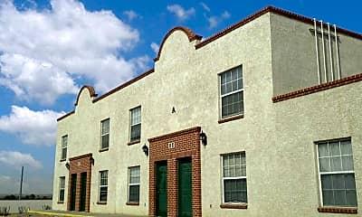 Building, Corona Del Valle Apartments, 1