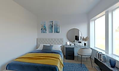 Bedroom, 46 Westland Avenue, Unit 8, 0