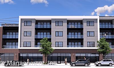 Building, 823 W College Avenue, 1