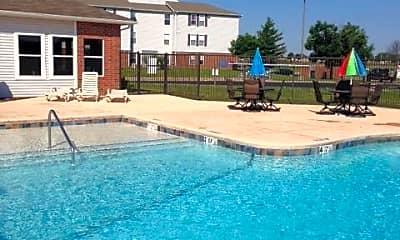 Pool, 2609 Springdale St, 0