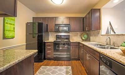 Kitchen, 10600 Six Pines Dr, 1