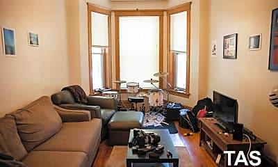 Living Room, 2110 N Sheffield Ave, 0
