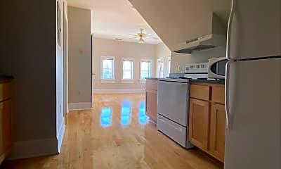 Kitchen, 3805 Lindell Blvd, 1