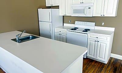 Kitchen, 1222 Arch St, 1