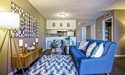 Living Room, Bridgepoint, 1