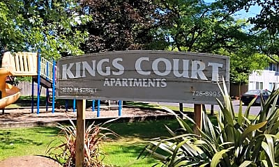 Kings Court Apartment Homes, 1