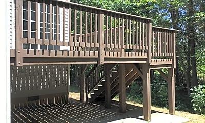 Patio / Deck, 1318 Red Tallen Court, 2