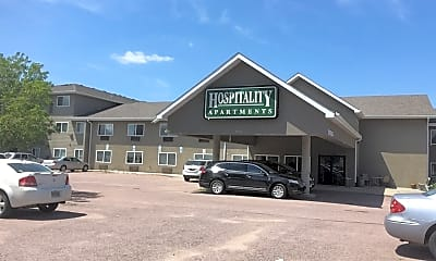 Hospitality Apartments, 1