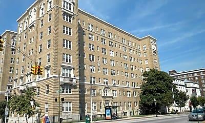 Building, Wyman Towers, 0