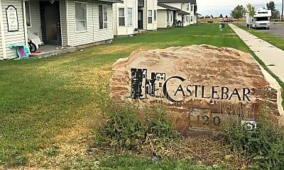 Castlebar Apartments, 1