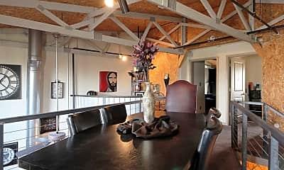 Dining Room, Lofts Northwest, 1