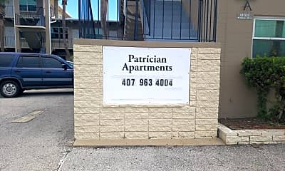 Patrician Apartments, 1