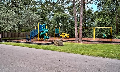 Playground, Forest Apartments, 2