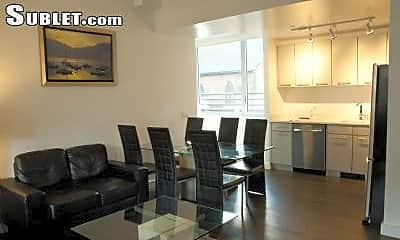 Dining Room, 805 Amsterdam Ave, 1