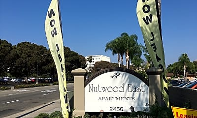 Nutwood East Apartments, 1