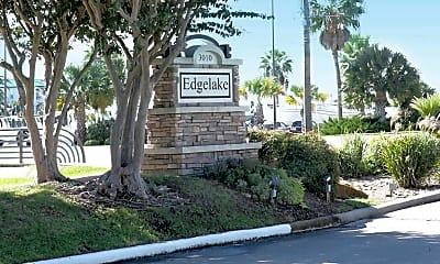 Community Signage, Edgelake, 2