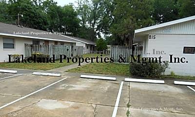 Community Signage, 817 W Carole St, 1