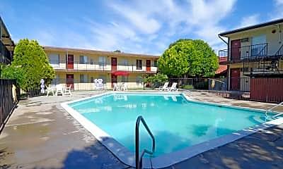 Pool, Warren Sandia, 0