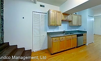 Kitchen, 702 W Barry Ave, 1