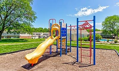 Playground, Terrace Garden Townhomes, 1