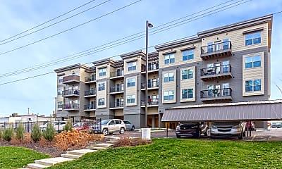 Building, 304 River Edge Lofts, 1