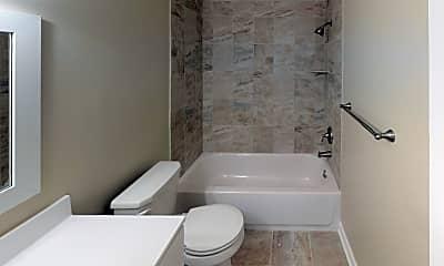 Bathroom, Eldorado Court, 2