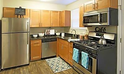 Kitchen, Washington Square Apartments, 0