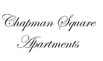 Community Signage, Chapman Square Apartments, 2