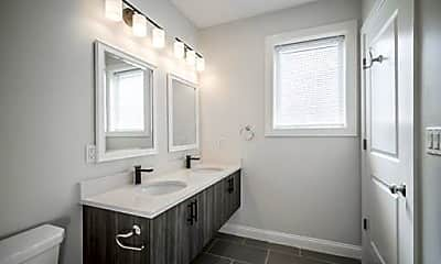 Bathroom, 194 Havre St, 2