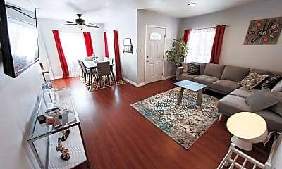 Living Room, 18310 Elgar Ave, 0