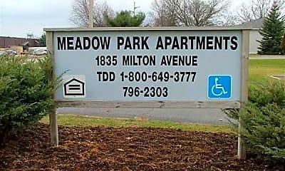 Meadow Park, 0