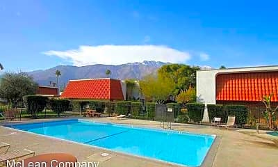 Pool, 2268 N Indian Canyon Dr, 2