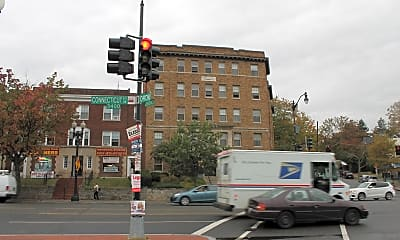 Community Signage, 3446 Connecticut Ave NW 203, 2