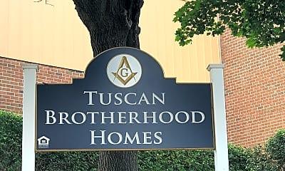 Tuscan Brotherhood Homes, 1