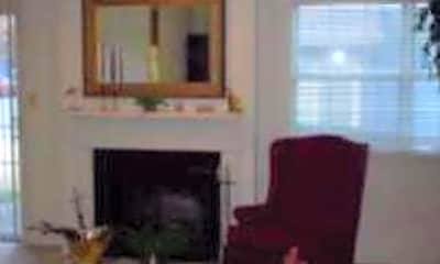 Living Room, Lexington Commons, 1