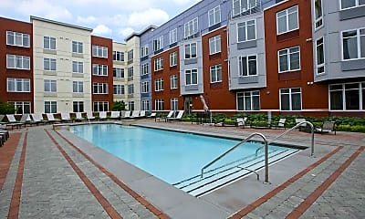 Pool, Harrison Station, 2